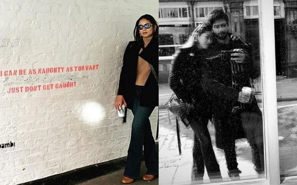 Shahid Kapoor,Mira Rajput,Shahid Mira vacation\