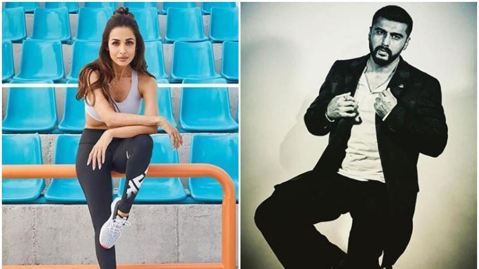 Malaika Arora and Arjun Kapoor are rumoured to be a couple.
