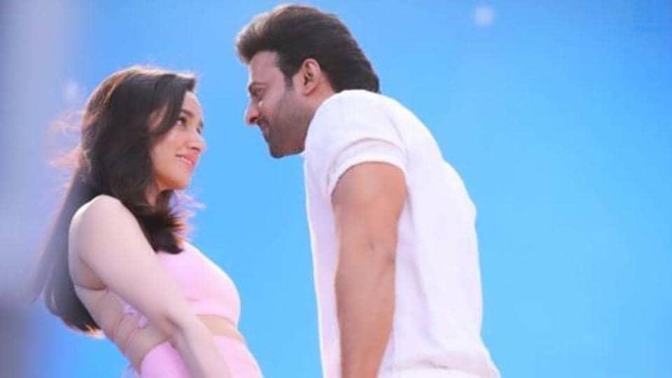 Saaho,Saaho leaked pic,Saaho Prabhas