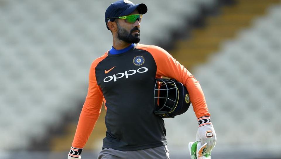 ICC World Cup 2019,Team India Squad,Dinesh Karthik