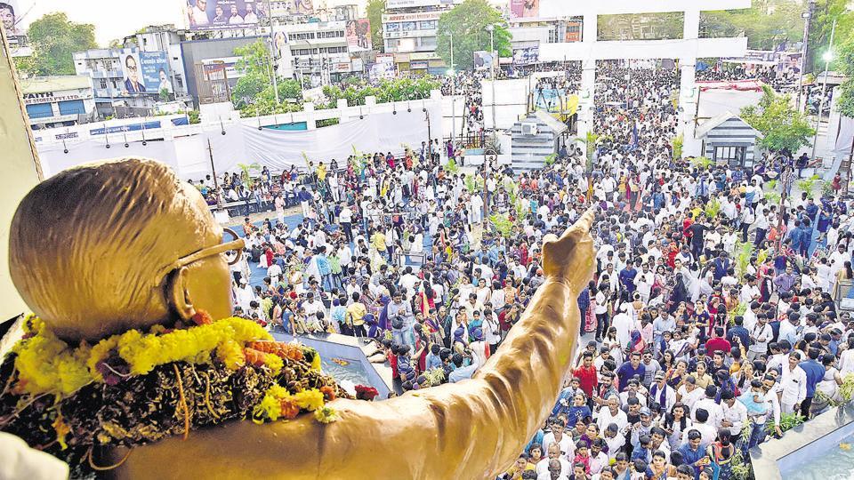 Bhimrao Ambedkar,Narendra Modi,Constitution