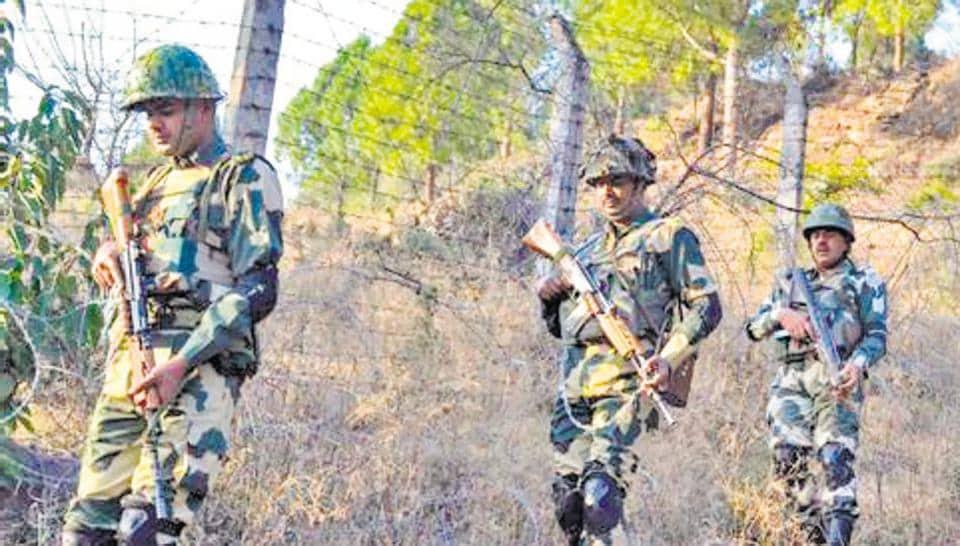 Srinagar,Army,armyman