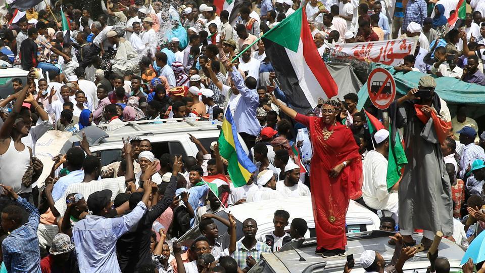 Sudan,Civilian rule,military council