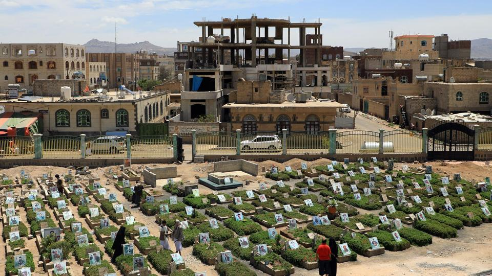 The World Health Organization estimates nearly 10,000 Yemenis have been killed since 2015, when Saudi Arabia and its allies intervened to prevent the defeat of the government in the face of a rebel offensive. Human rights groups say the real death toll is several times higher.