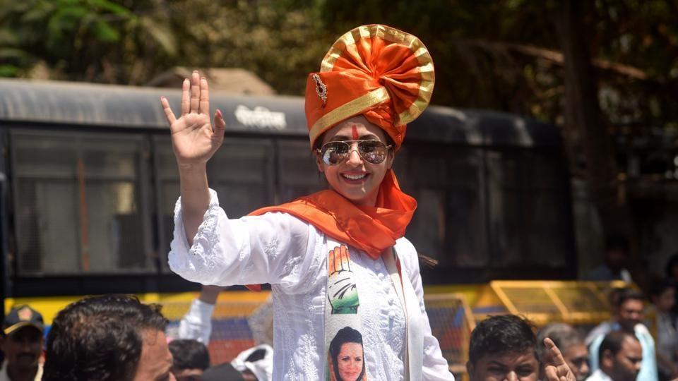Urmila Matondkar,Congress-BJP workers,Congress-BJP workers clash