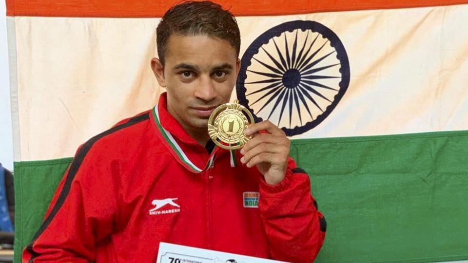 Amit Panghal,Asian Championship,New weight class