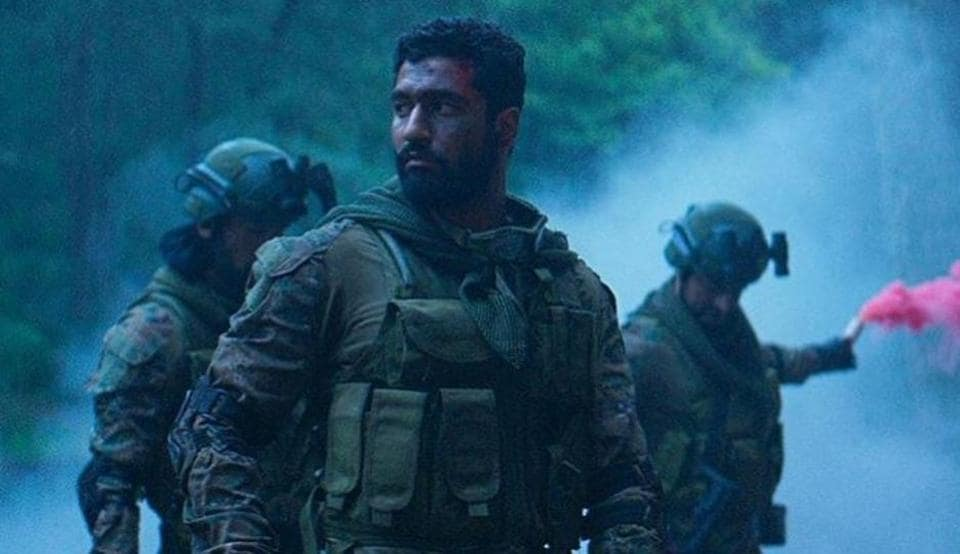 Vicky Kaushal,Uri: The Surgical Strike,Aditya Dhar