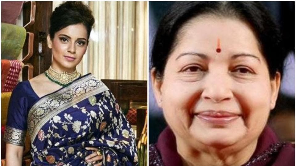 Kangana Ranaut is learning Tamil for the her role in Jayalalithaa biopic.