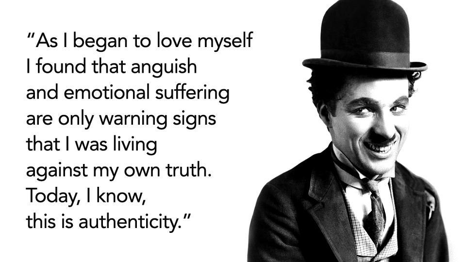 10 most heartwarming quotes by Charlie Chaplin on his birth anniversary.