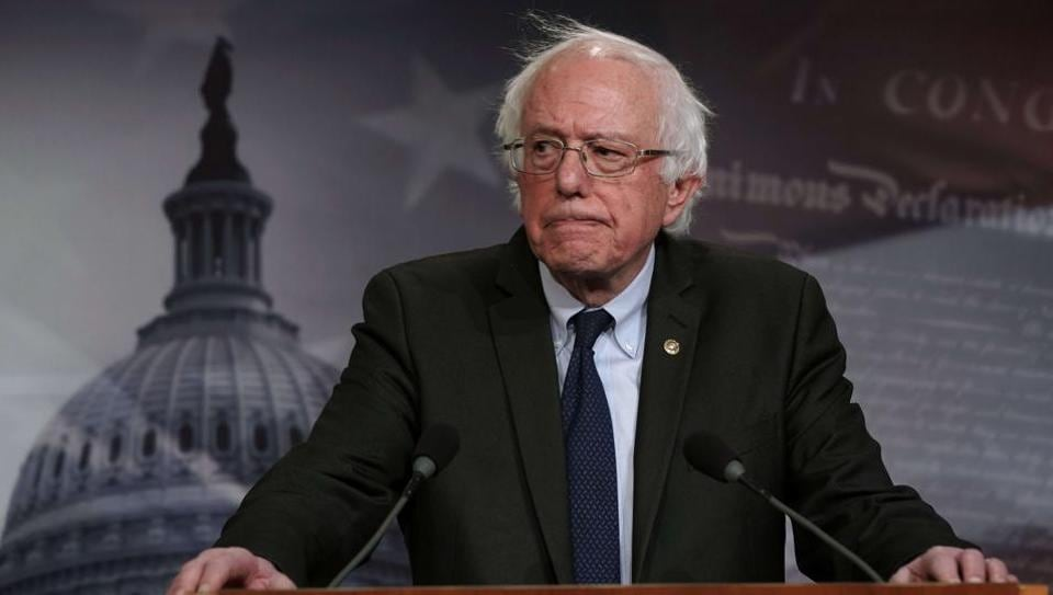 Bernie Sanders Explodes When Asked About His Taxes, Hypocrisy Called Out