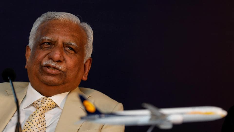 Naresh Goyal,Jet Airways