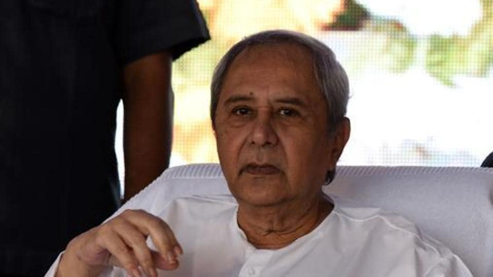 Odisha chief minister Naveen Patnaik's convoy was attacked with eggs and stones while he was campaigning for the Lok Sabha election in Bolangir on Monday evening, police said.