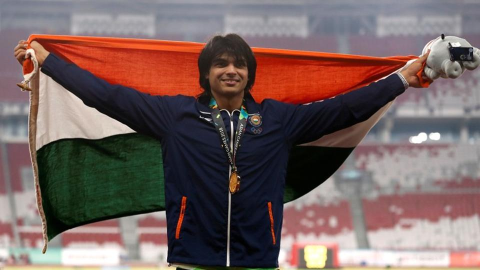 File image of Neeraj Chopra