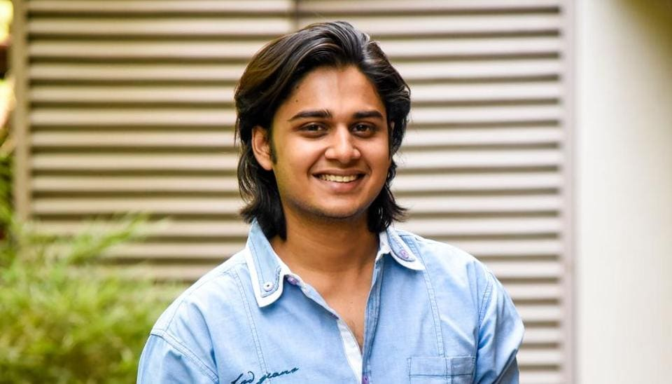 Actor Abhinay Berde will be seen playing a film-crazy character in Ravi Jadhav's Rampaat