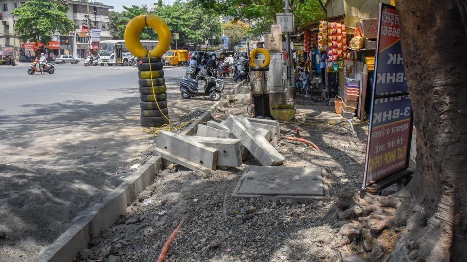Pune,Pedestrians,walkability quotient