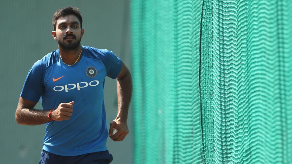 ICC World Cup 2019,India's World Cup squad,Vijay Shankar
