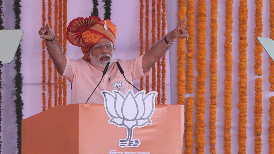 """The Congress on Tuesday urged the Election Commission to take action against Prime Minister Narendra Modi for allegedly giving """"wrong information"""" in an earlier election affidavit."""