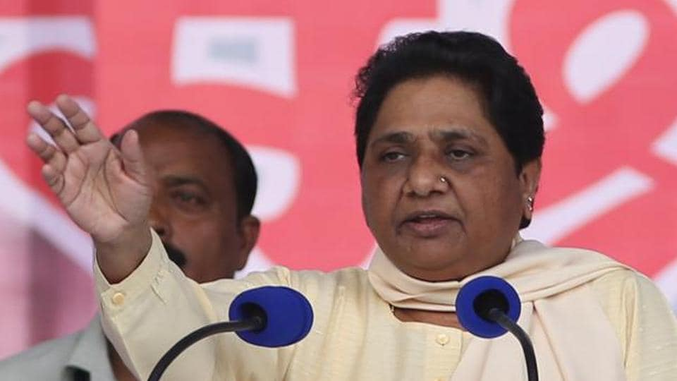 Lok Sabha election,Mayawati,Mayawati hate speech
