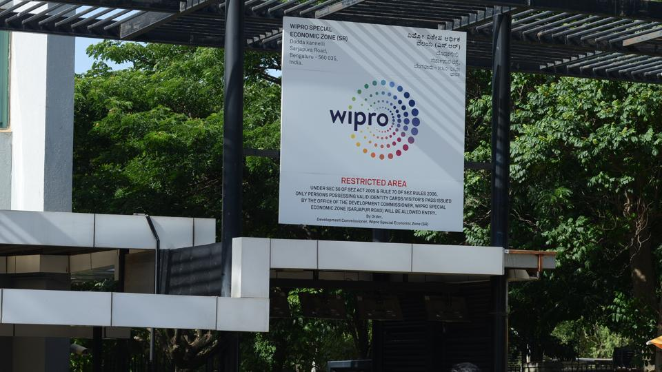 Wipro,BSE filing,Wipro profit