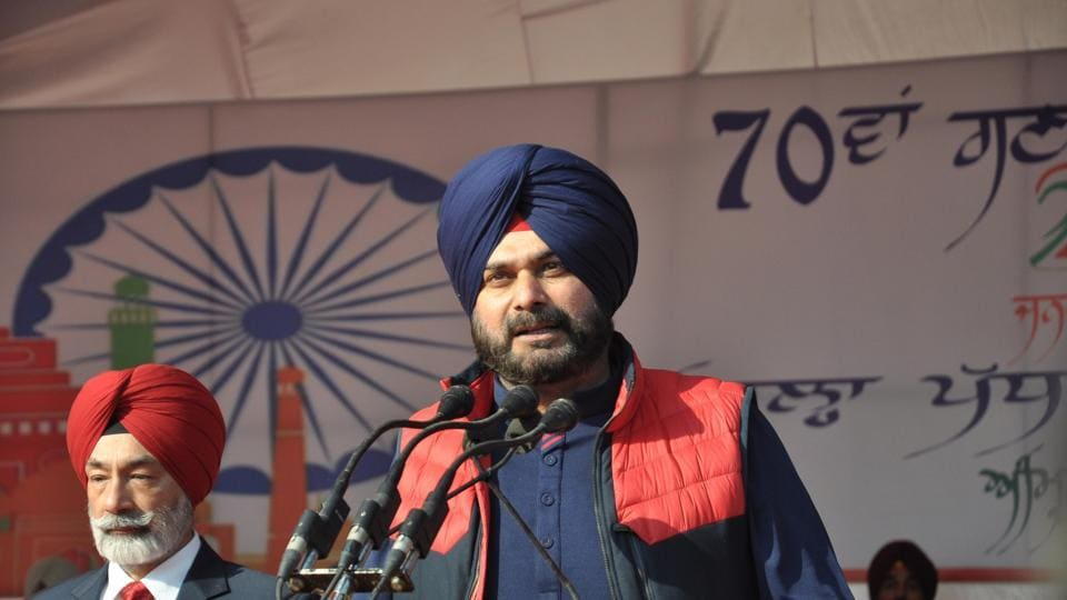 The Congress defended Sidhu and pointed to statements made by Bharatiya Janata Party (BJP) leaders in the past one week.