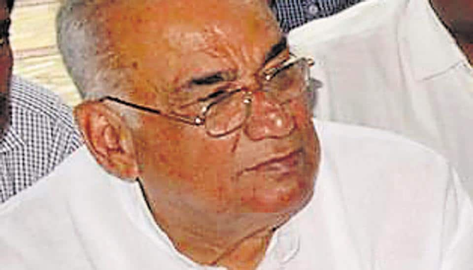 Col. Sonaram Choudhary, the sitting Barmer MP, has been ignored by the BJP for 2019 Lok Sabha elections.
