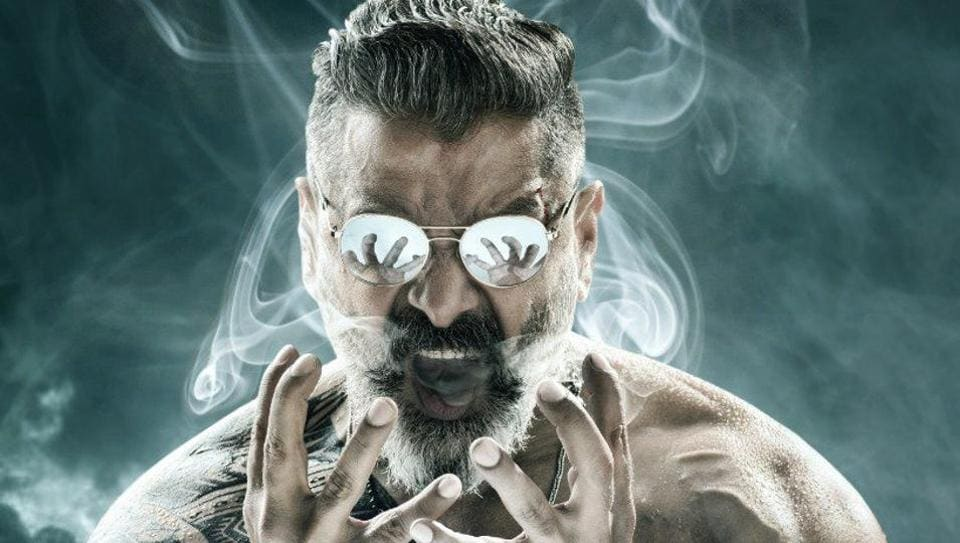 The first-look poster of Vikram was shared in November last year.
