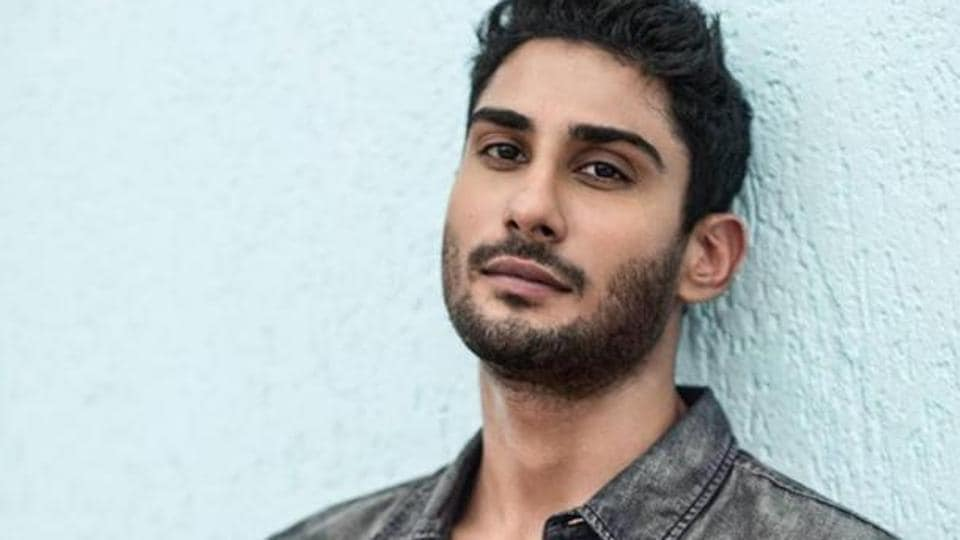 Prateik Babbar was last seen in Baaghi 2 in which he played the antagonist.