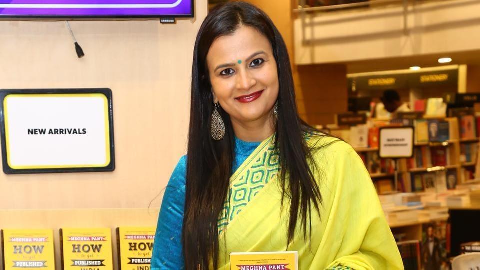 Meghna Pant,Author,One & A Half Wife