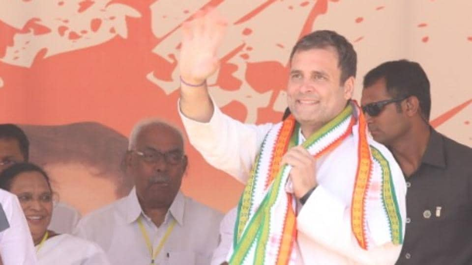 At his first poll rally in Kerala's Wayanad after choosing it as his second Lok Sabha seat, Rahul Gandhi on Thursday said he wanted to send out a message by contesting from the south.