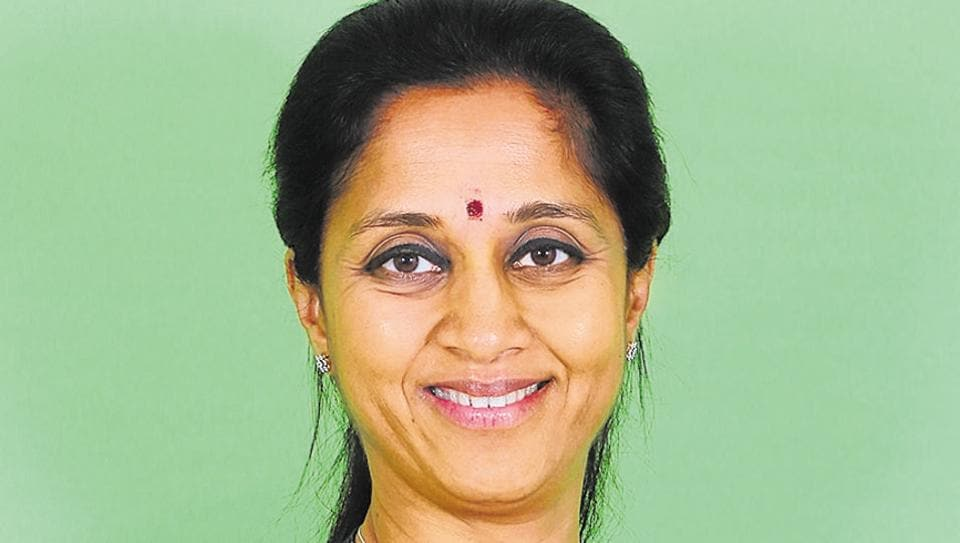 There are barely 12 women from mainstream political parties who are contesting the 17th Lok Sabha elections in Maharashtra. Supriya Sule is daughter of NCP president Sharad Pawar.