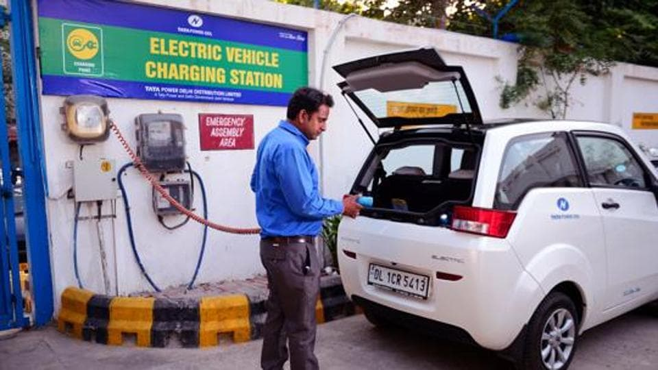 ministry of housing,electric vehicles,central government