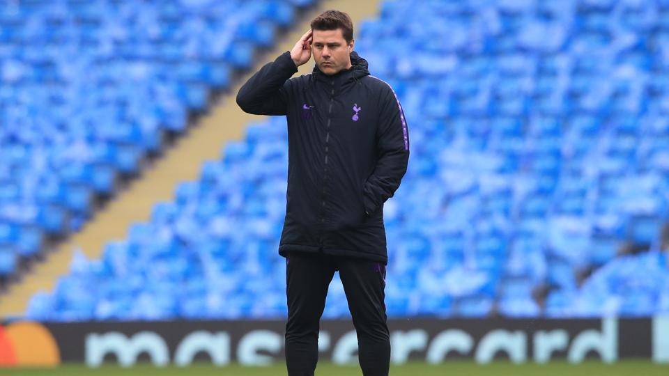 Mauricio Pochettino,Champions League,Manchester City