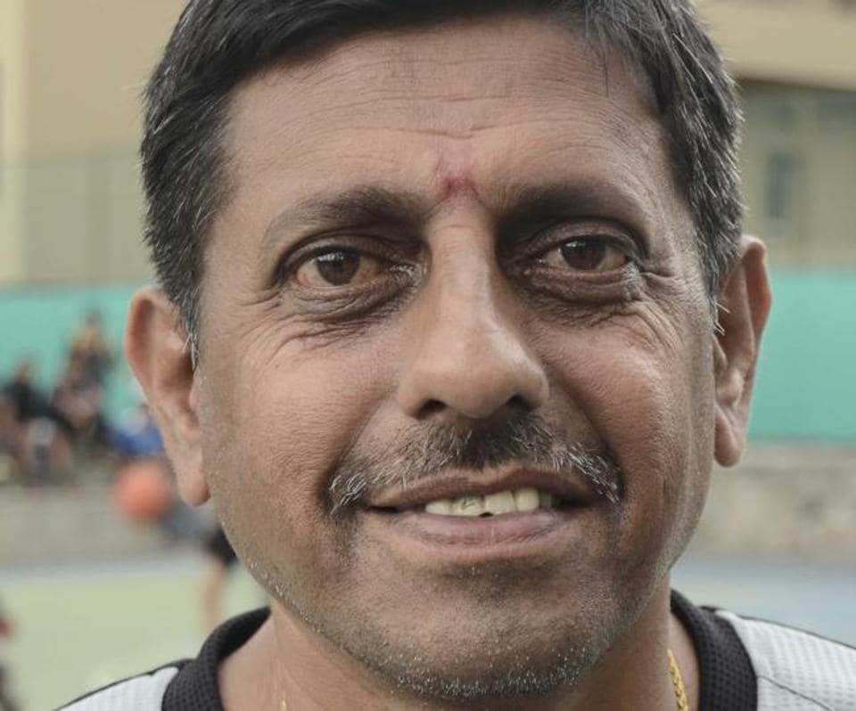Anand Kulkarni, joint secretary of Pune district basketball association