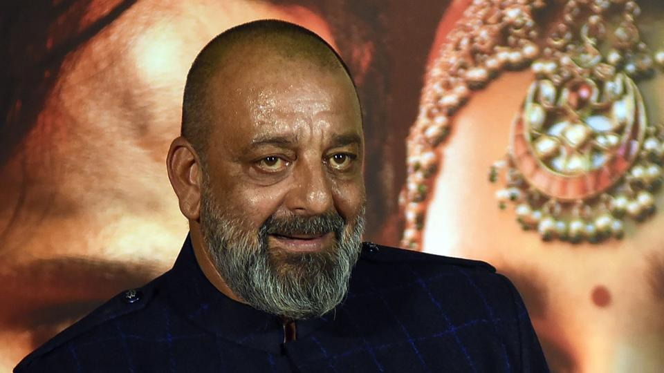 Actor Sanjay Dutt stars in the recent release Kalank.