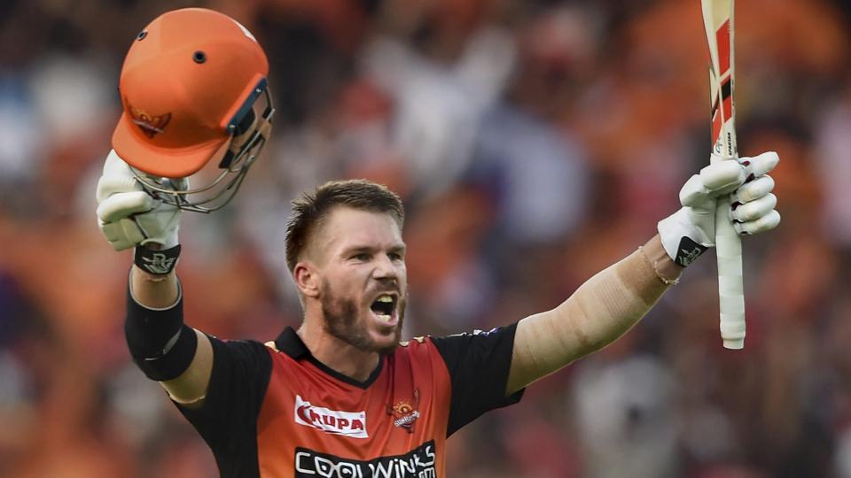 SRH vs CSK: David Warner achieves historic first in Indian Premier League
