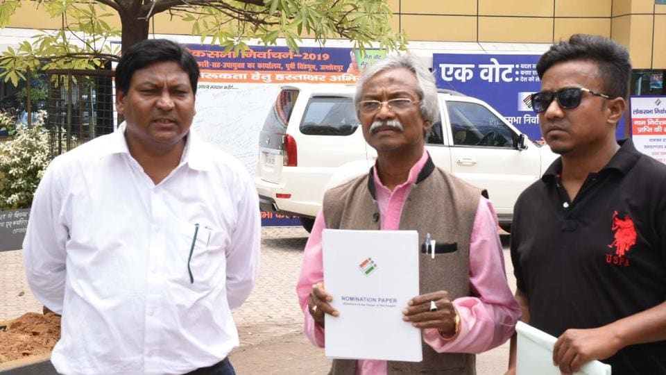 Nomination for four seats of Jharkhand,Jharkhand,sixth phase begins