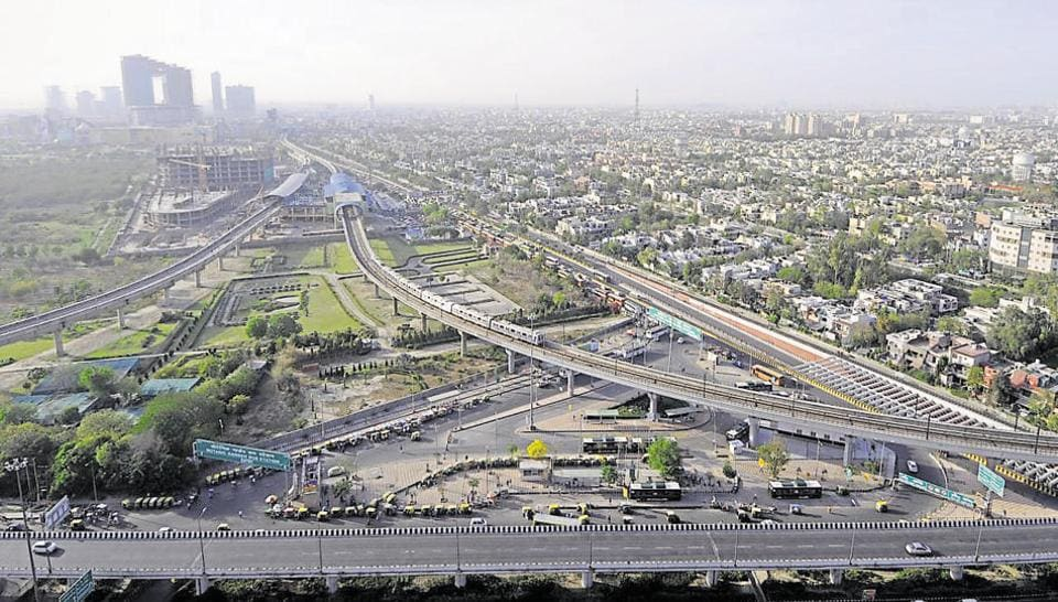 The New Okhla Industrial Development Authority (NOIDA) was established on April 17, 1976.