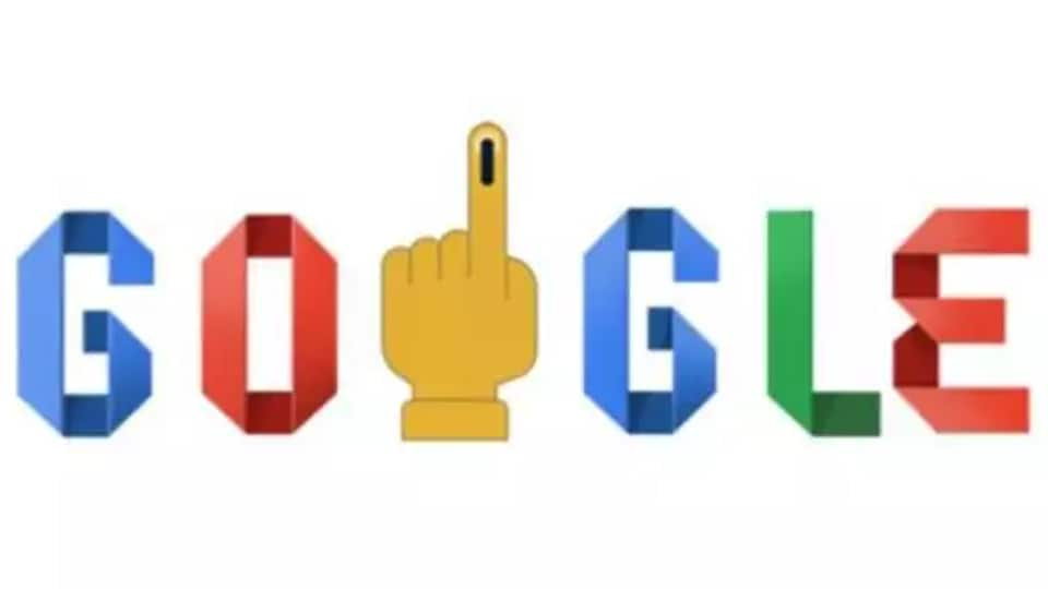 Lok Sabha elections 2019: Google Doodle celebrates polls
