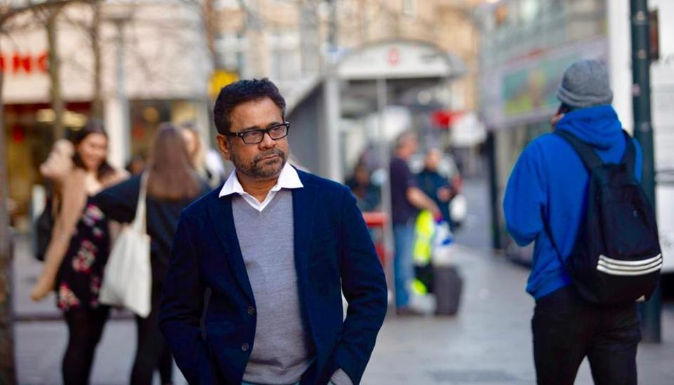 Anees Bazmee is shooting Pagalpanti in London these days.