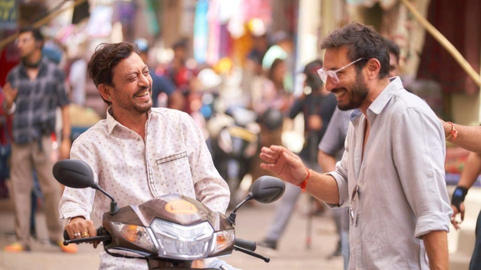 Irrfan Khan mobbed in Udaipur, Angrezi Medium makers increase security on sets