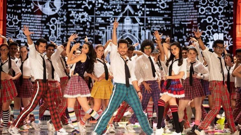 A still from Student of the Year 2's The Jawaani Song.