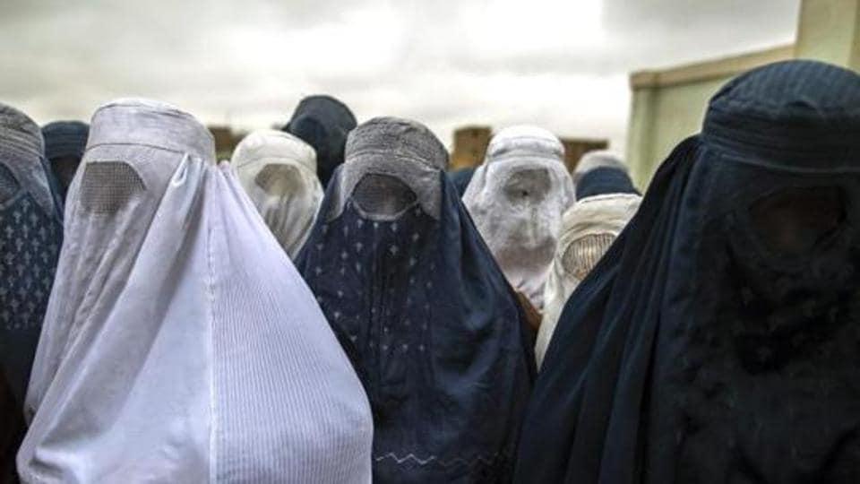 behind the burqa,burqa,Amroha