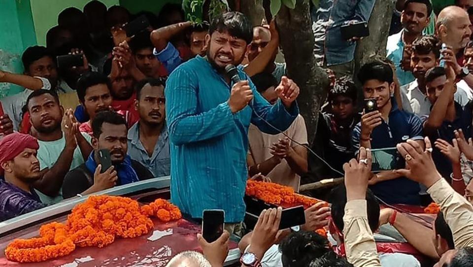 Kanhaiya,Kanhaiya Kumar,CPI