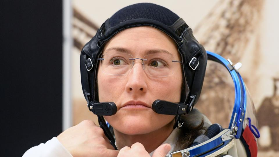 NASA astronaut to set record for longest spaceflight by a woman