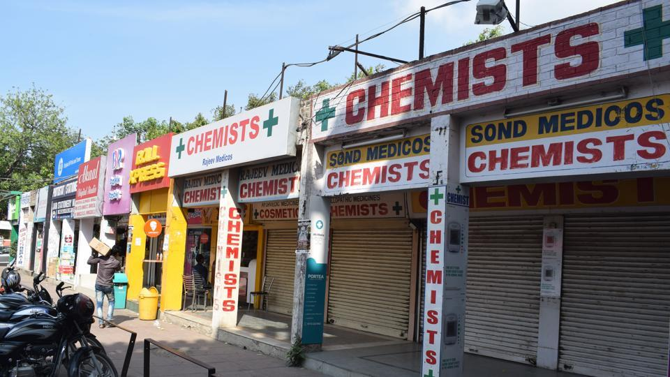 'Pharmacy' to be used in place of 'chemists & druggists'