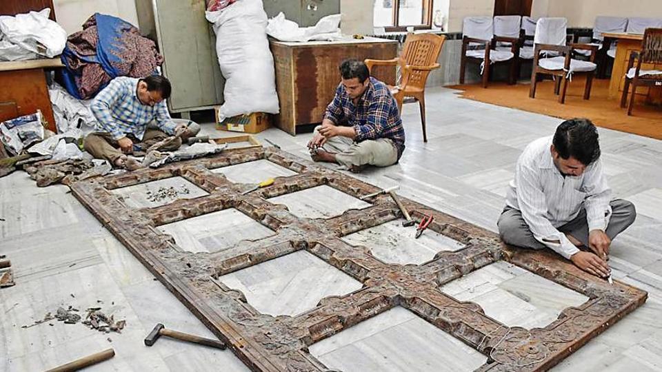 durgiana temple,durgiana temple renovation,amritsar