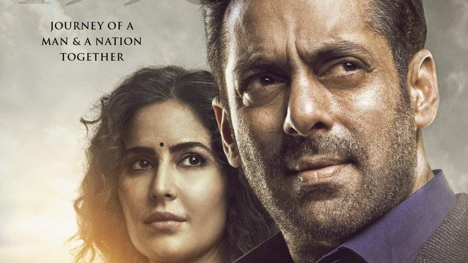 Bharat new poster: Salman Khan wants you to feel his pain, at least he has Katrina Kaif for support. See pic here