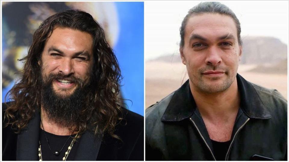 Jason Momoa Bids Goodbye To Signature Beard Aquaman And Khal Drogo
