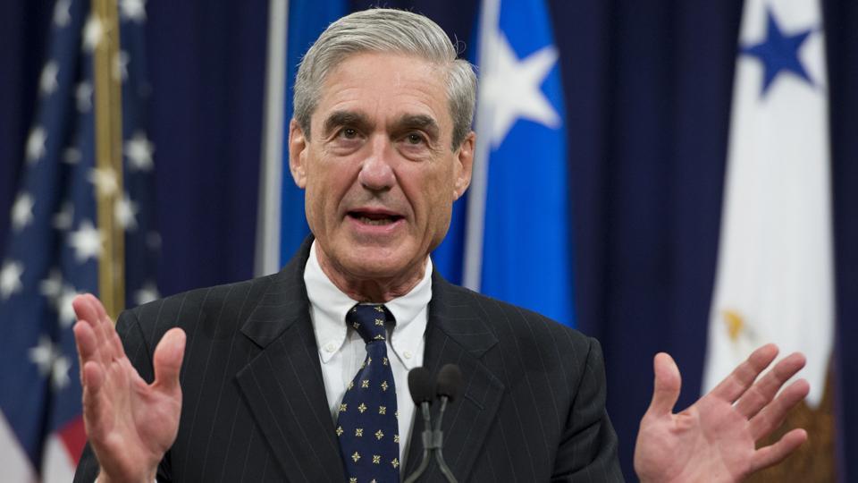 Robert Mueller,Department of Justice,President