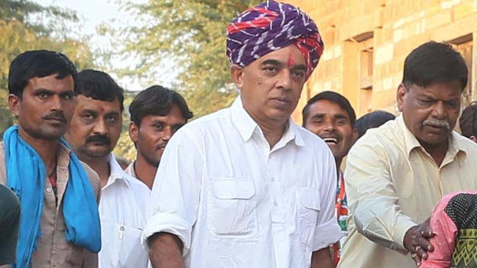 lok sabha elections 2019,manvendra singh,congress barmer candidate
